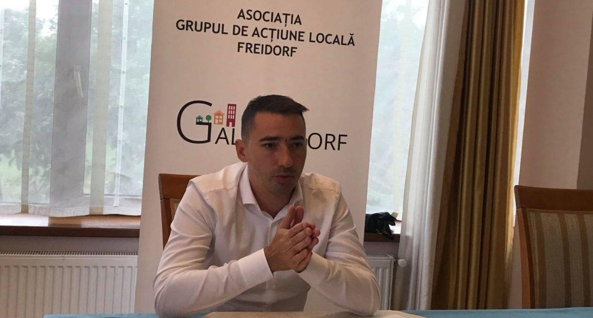 Proiecte demarate de Grupul de Acțiune Locală Freidorf! Investiții de milioane de euro, în cartierele Timișoara